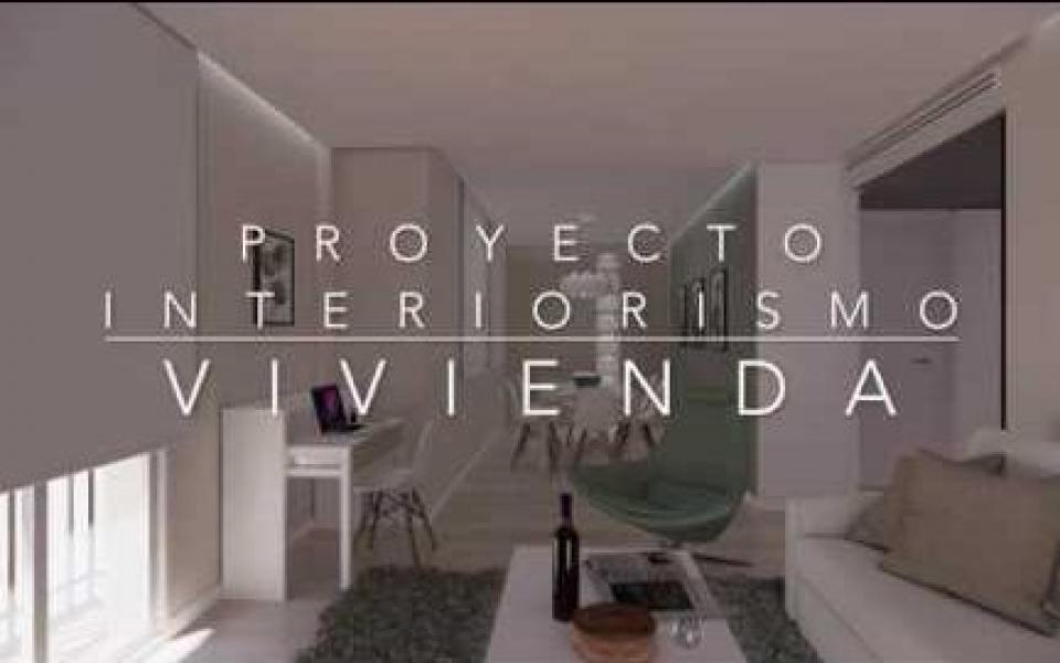Proyecto de Interiorismo para reforma integral de vivienda en calle Gerona, Malaga