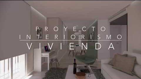 Proyecto de Interiorismo de Vivienda en calle Gerona, Málaga