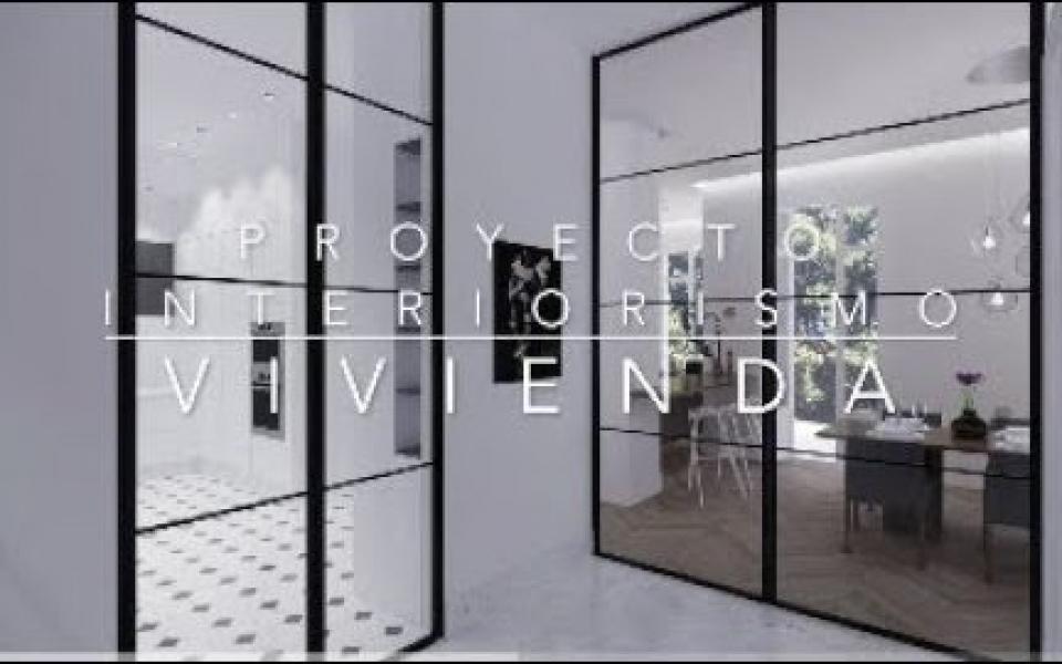 Proyecto de Interiorismo para reforma integral de vivienda en Paseo Reding, Malaga