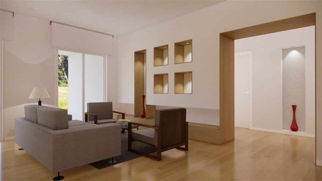 Proyecto de reforma mobiliario y decoracion chalet en Alhaurin Malaga – 5