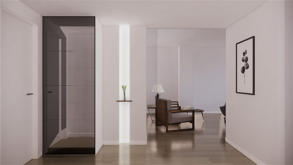Proyecto de reforma, mobiliario y decoracion de vivienda en Malaga – 1