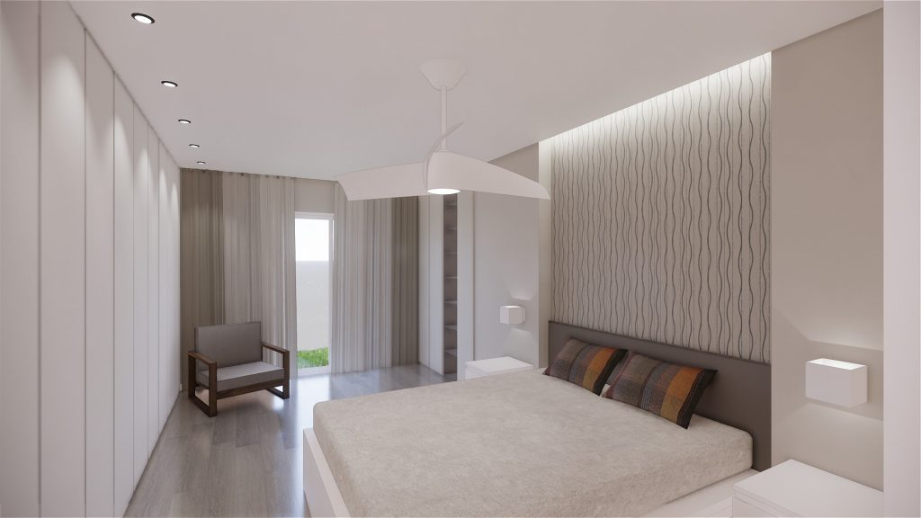 Proyecto de reforma, mobiliario y decoracion de vivienda en Malaga – 8