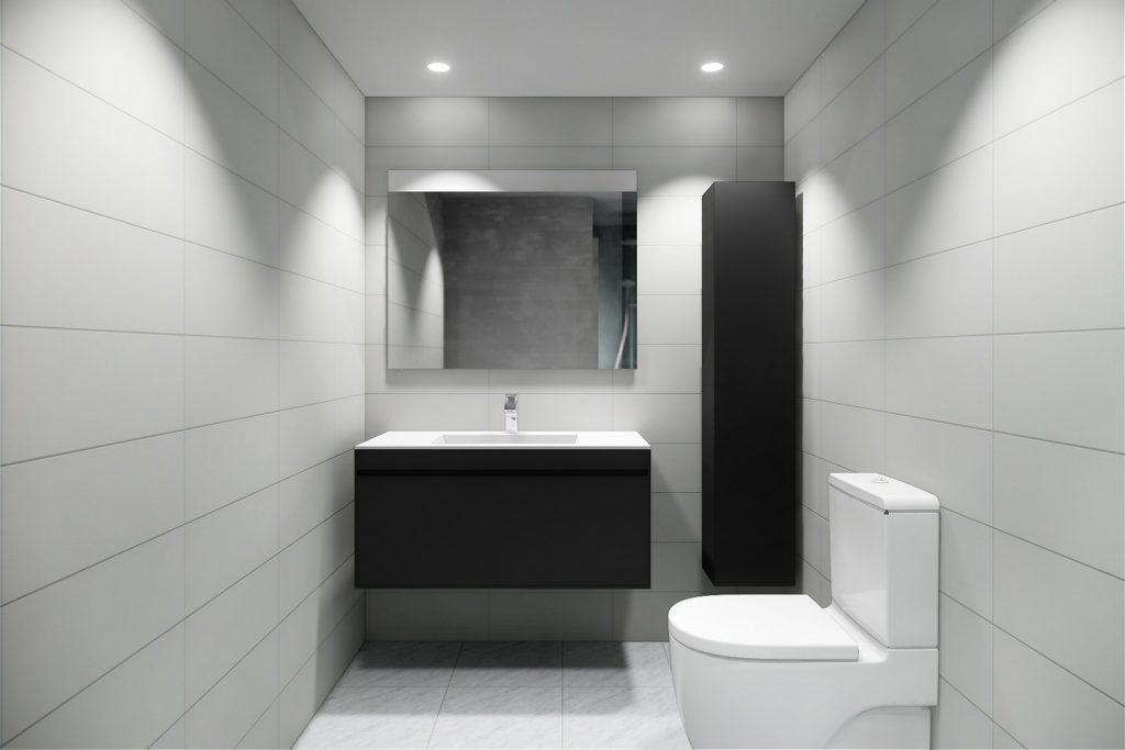 Proyecto reforma baños en Torremolinos Málaga 2