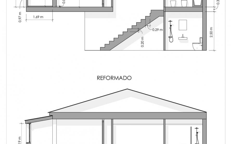 Proyecto de reforma integral de adosado en Benalmadena, Malaga