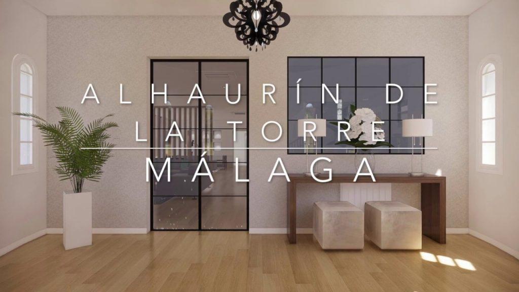Proyecto de Interiorismo para Chalet en Alhaurín de la Torre, Málaga