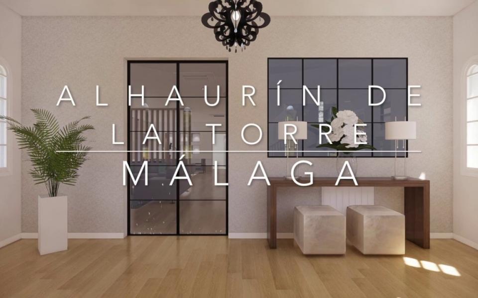 Proyecto de reforma integral, mobiliario y decoracion de chalet en Alhaurin, Malaga