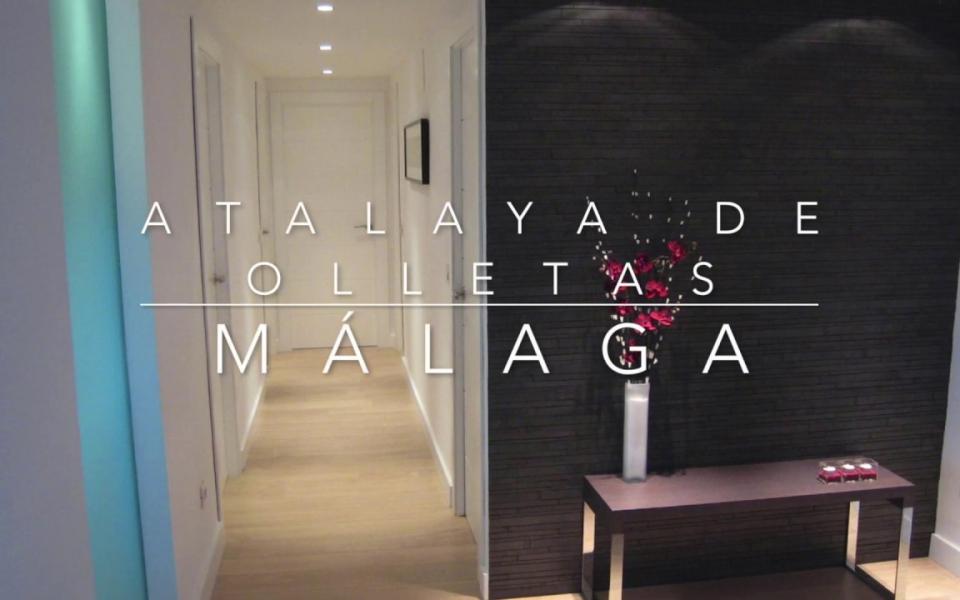 Reforma integral, mobiliario y decoracion de piso en Malaga