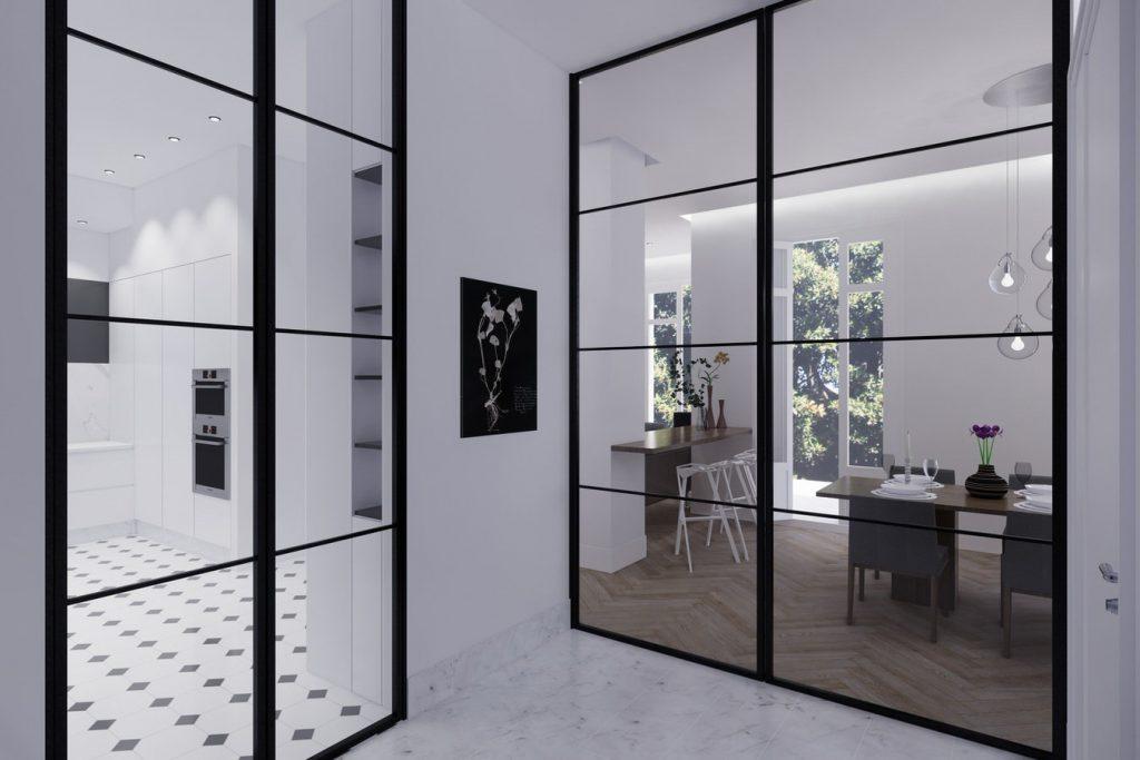 proyecto interiorismo reforma y decoración de vivienda en paseo reding malaga - 0