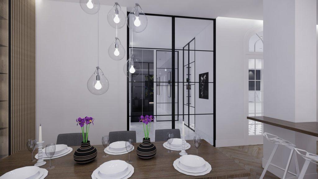 proyecto interiorismo reforma y decoración de vivienda en paseo reding malaga - 10