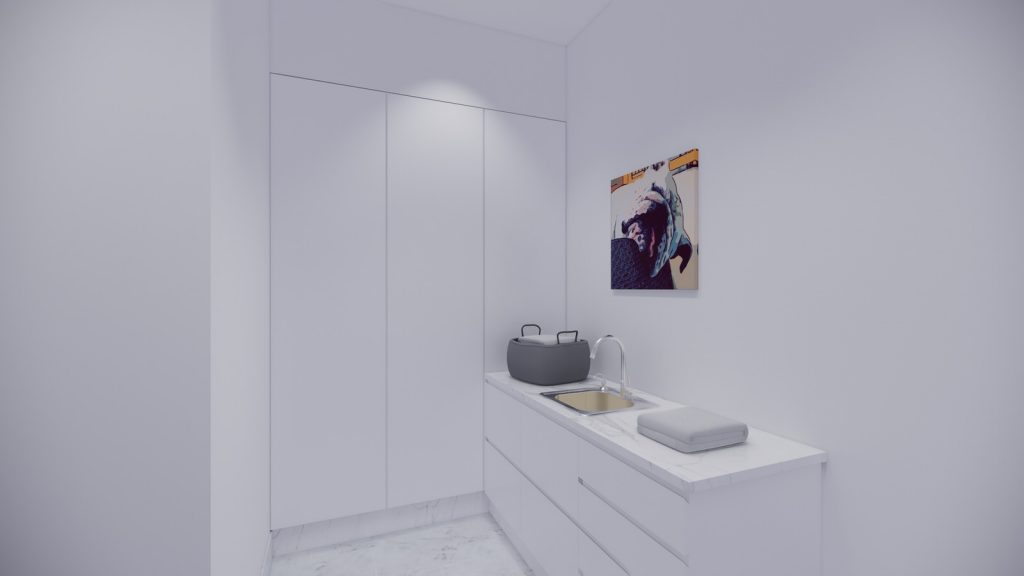 proyecto interiorismo reforma y decoración de vivienda en paseo reding malaga - 22b