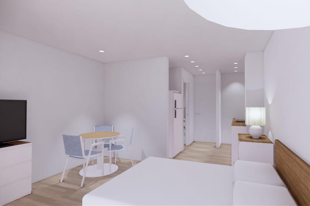 proyecto reforma apartamento en Benalmádena Málaga 3