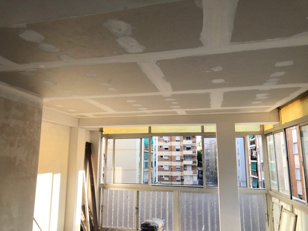 reforma integral vivienda en Malaga – Obra – 23