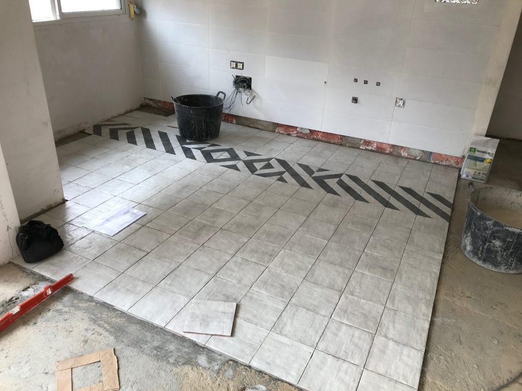 reforma integral vivienda en Malaga – Obra – 26
