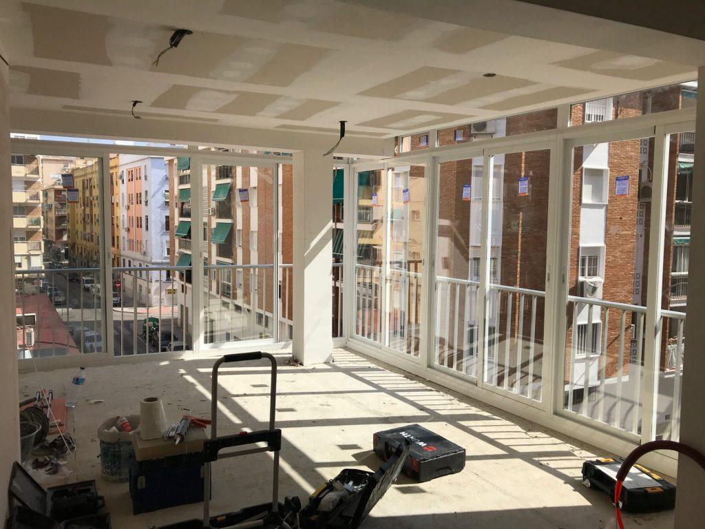 reforma integral vivienda en Malaga – Obra – 28