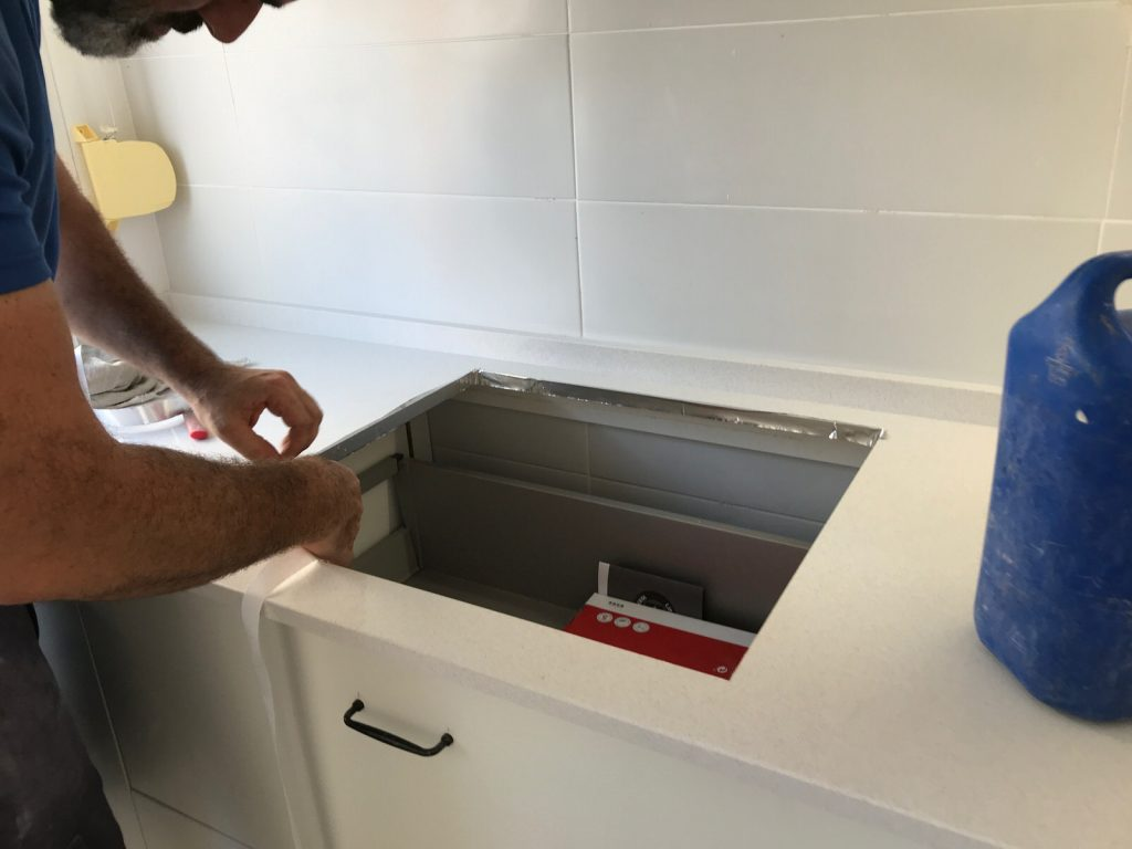 reforma integral vivienda en Malaga – Obra – 36