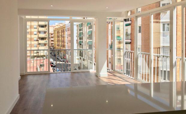 reforma integral vivienda en Malaga – Resultado final
