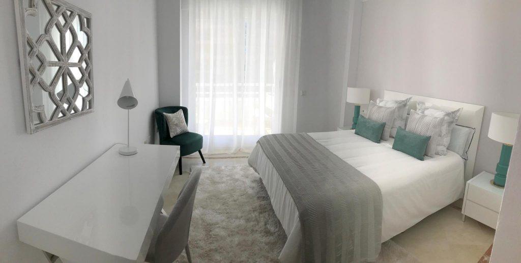 reforma mobiliario y decoracion piso alquiler Marbella Malaga 4