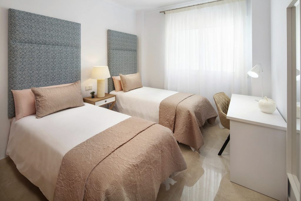 reforma mobiliario y decoracion piso alquiler Marbella Malaga 5
