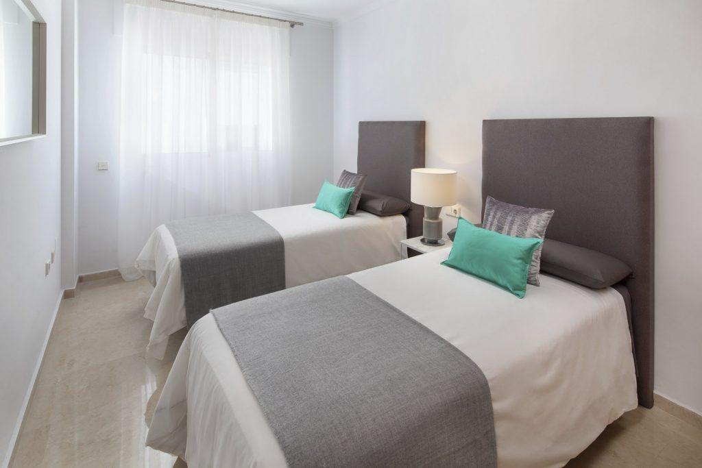 reforma mobiliario y decoracion piso alquiler Marbella Malaga 6